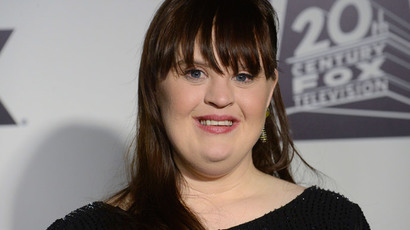 Down Syndrome actress to rock New York catwalk in all-time first