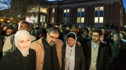 ​Family of slain Muslims calls Chapel Hill shooting 'absolutely… domestic terrorism'