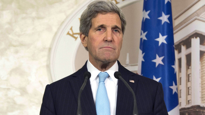 Kerry: US may roll back Russia sanctions if Minsk agreements enacted