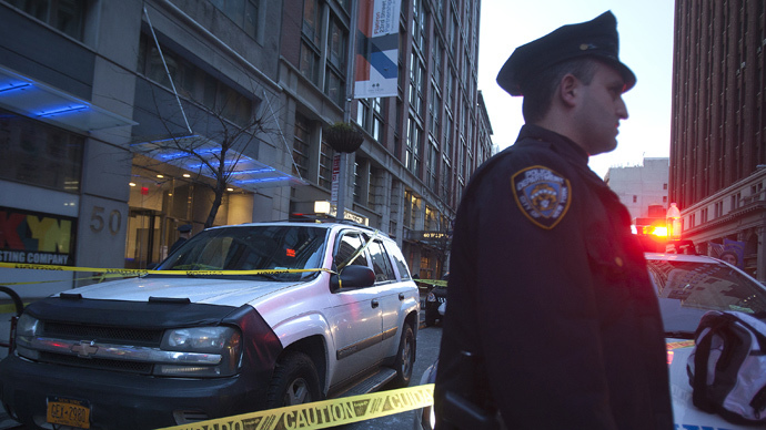 New York rookie cop pleads not guilty in shooting of unarmed man