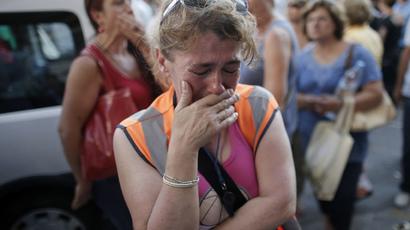 Reuters / John Kolesidis