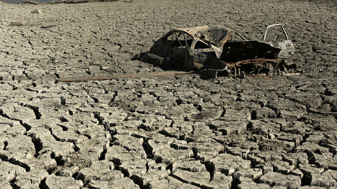 Mega drought: US southwest set for worst water shortage in 1,000 years