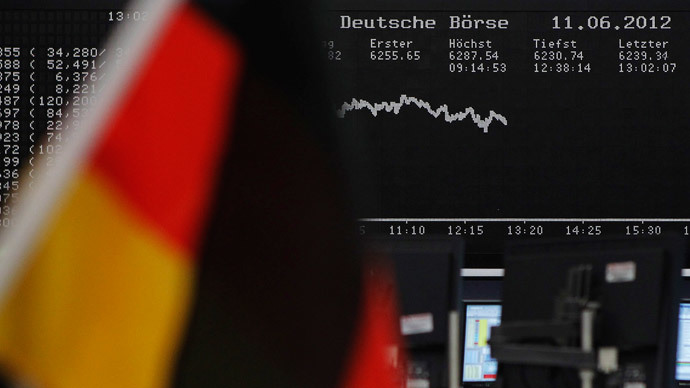 German's powerhouse status confirmed with surprise 1.6% growth in 2014