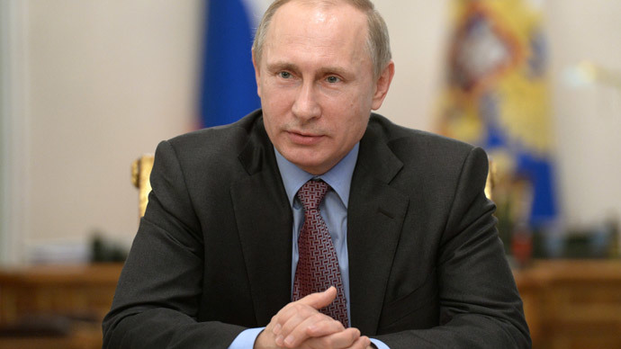 Putin's trust rating hits 85% historical high