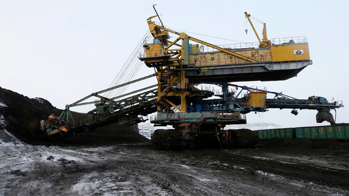 German coal imports from Russia highest since 2006