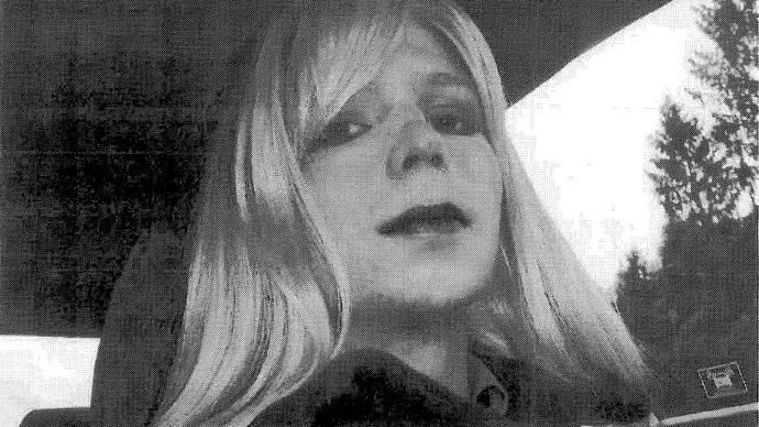 Jailed whistleblower Chelsea Manning to receive taxpayer-funded hormone therapy