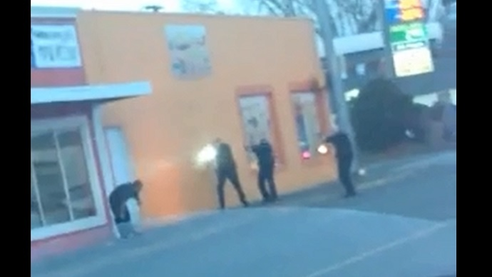 Mexico condemns shooting of man by Washington State cops for throwing rocks