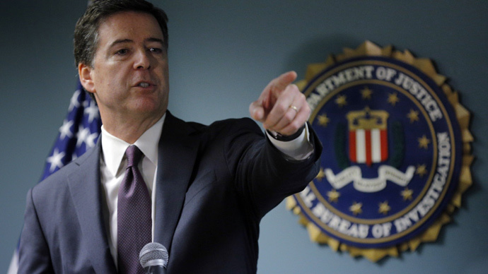 ​Civil rights group challenges FBI chief's claim that police racial bias is 'unconscious'