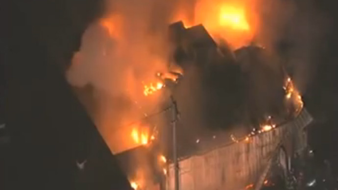 Fire at Texas Islamic center involved accelerant, hate crime a possibility?