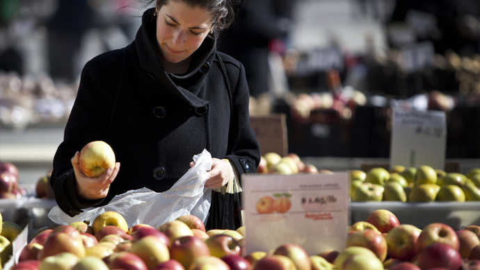 GM apples that resist browning approved by US govt