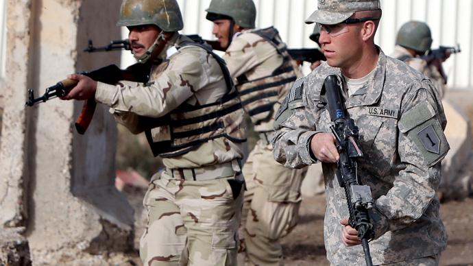 ISIS launches suicide attacks at Iraqi base housing US Marines