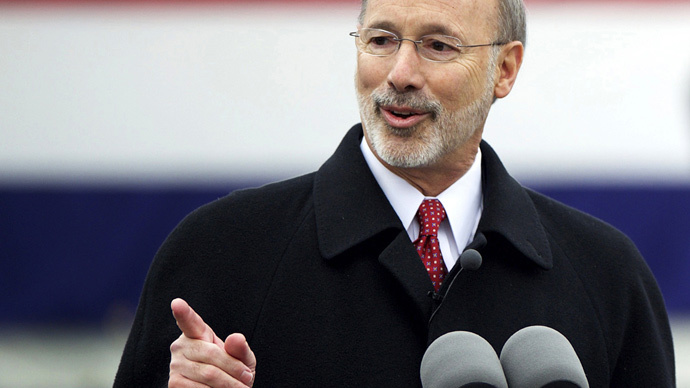 Pennsylvania gov. declares moratorium on 'unjust' death penalty