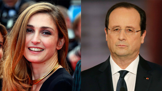 French President blasted in media for 'using public funds' for his actress lover