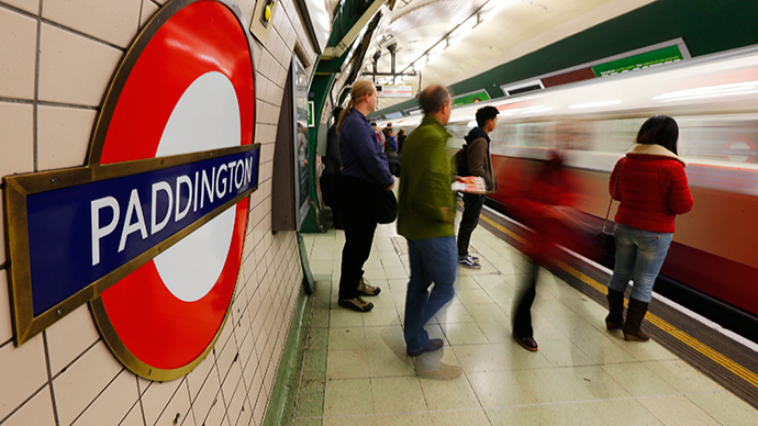 'You guys used to be slaves': Racist London tube video investigated by police