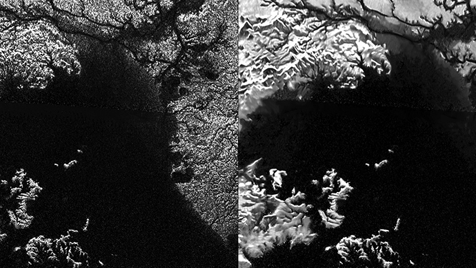'Despeckle it!' NASA gets clearest views of Titan yet (PHOTOS)
