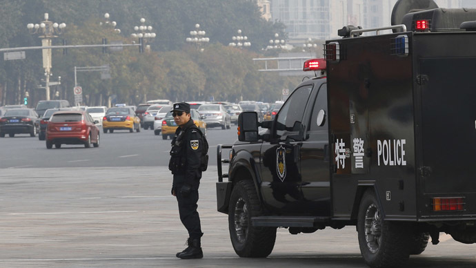 China to film interrogations of suspects in push to halt police brutality