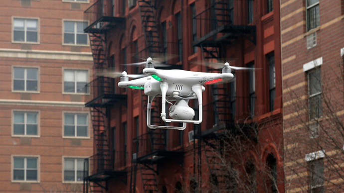 Draft FAA drone regulations ban 'out of sight' use of civilian UAVs