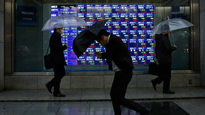 Japan escapes recession, growth weaker than forecast