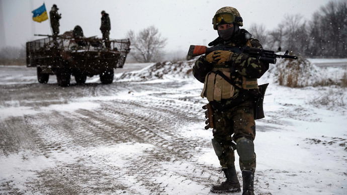 Kiev, rebels accuse each other of breaching ceasefire, heavy artillery withdrawal in doubt