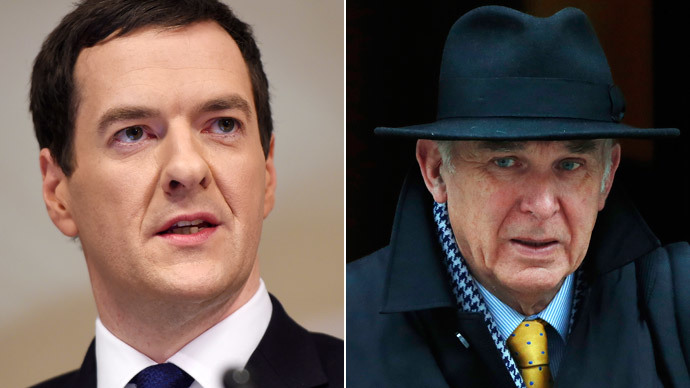 HSBC scandal: Chancellor Osborne grilled by Business Secretary over govt inaction