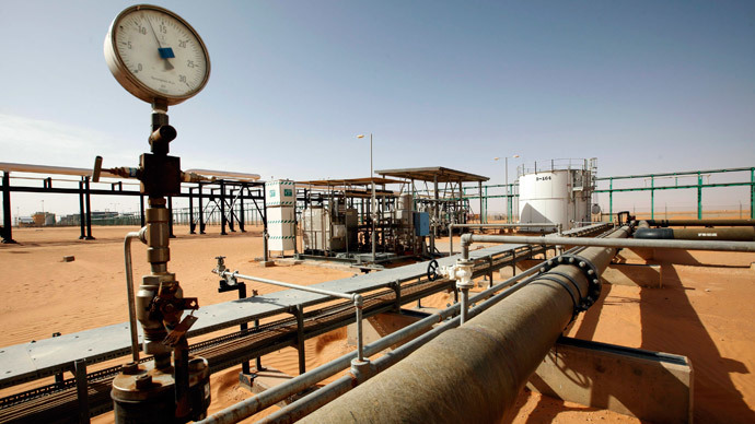 Libya may halt pumping oil as violence intensifies