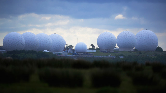 ​GCHQ deploys armed police to counter terror threat at Cheltenham site