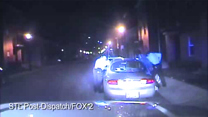 ​St. Louis cops under fire for pausing dashcam moments after assault (VIDEO)