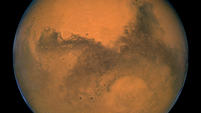 Mars mystery: Enormous plumes detected erupting on Red Planet