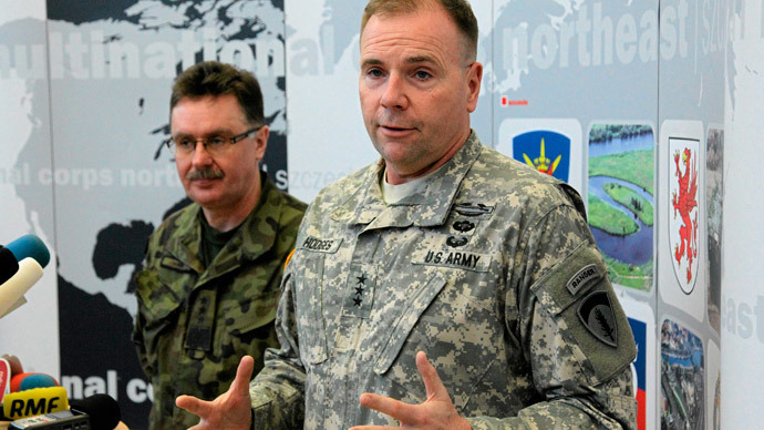 'Such a knucklehead': US army commander admits confusing location of key Ukrainian city
