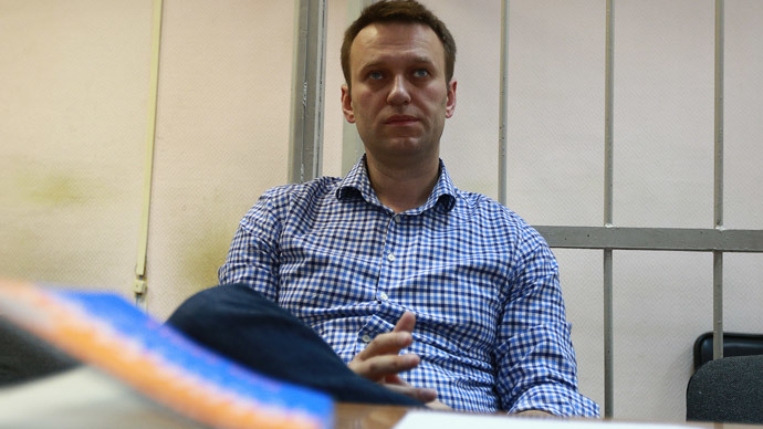 Moscow court upholds probation sentence for opposition figure Navalny
