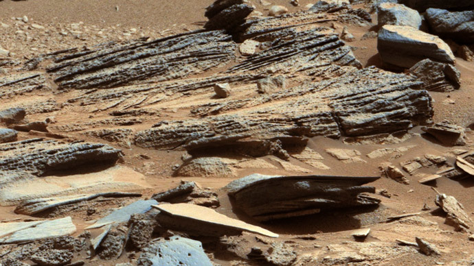 Life on Mars? 5 Britons make shortlist to colonize red planet
