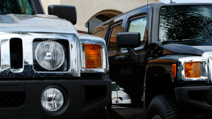 Indian millionaire on murder charge after fatally ramming guard with Hummer