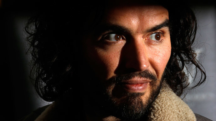 Church of England attacks Russell Brand's 'sex appeal,' urges Christians to vote