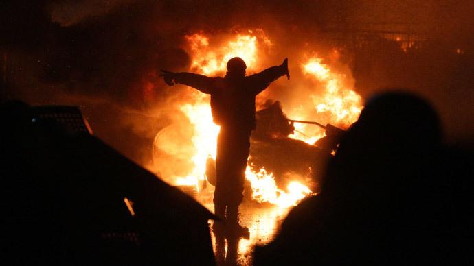 #EuroMaidan revolution: 2014 Ukrainian coup timeline