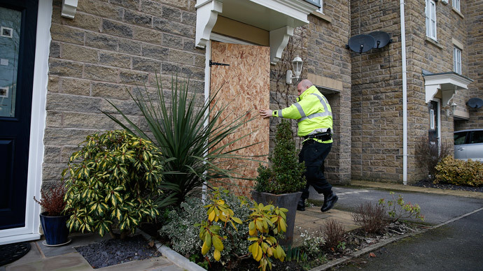 16-year-old girl and boy arrested in Greater Manchester terror raids