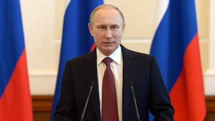 Putin: No external pressure on Russia will go unchallenged