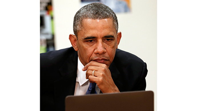 Europeans 'just can't compete' with US on internet – Obama