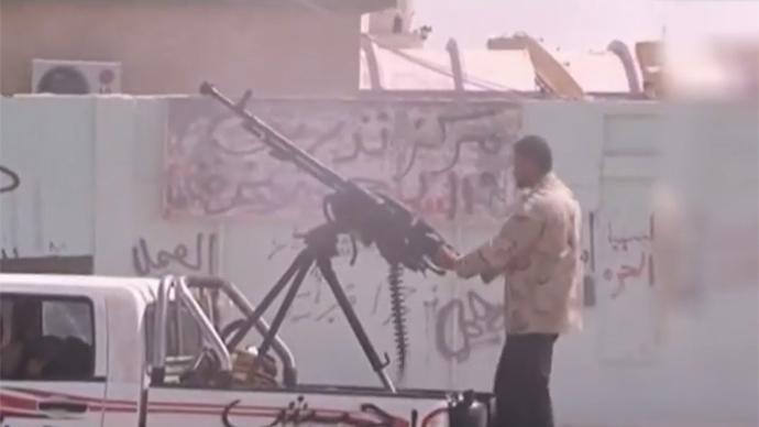Libya crisis 'created by NATO intervention' – scholar