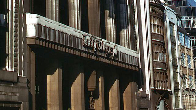 'Democracy itself in peril': Telegraph commentator quits over paper's HSBC links