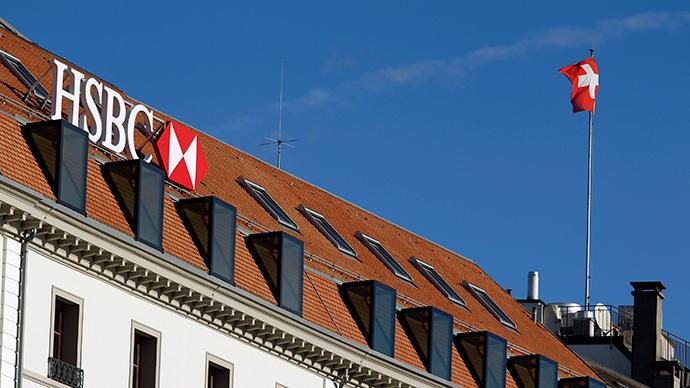 Swiss police raid HSBC Geneva office in money laundering probe