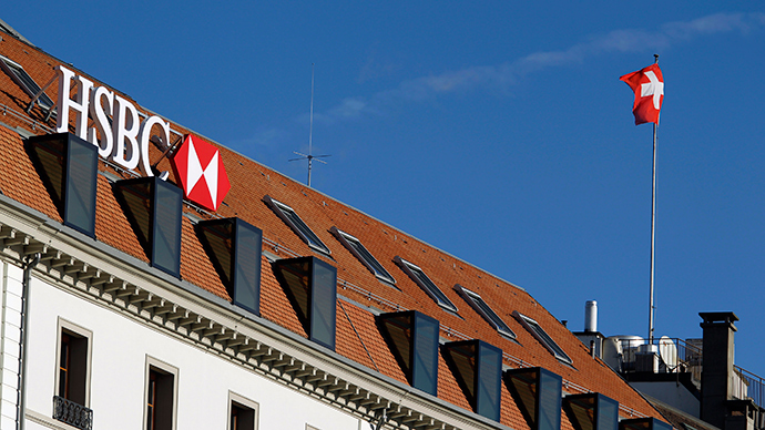 Swiss police raid HSBC Geneva office in money laundering probe