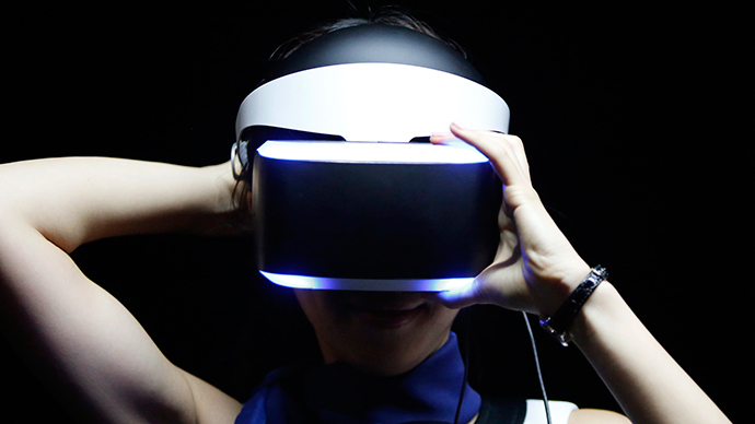 Apple awarded patent for virtual reality headset
