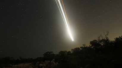 ​Fireball & sonic boom witnessed from Florida to South Carolina
