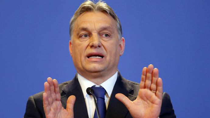 'Strategic rift': Hungary PM criticizes EU partners trying to isolate Moscow