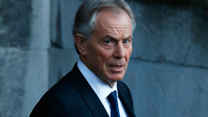 ​Tony Blair to advise Serbia, having led NATO bombing of Belgrade