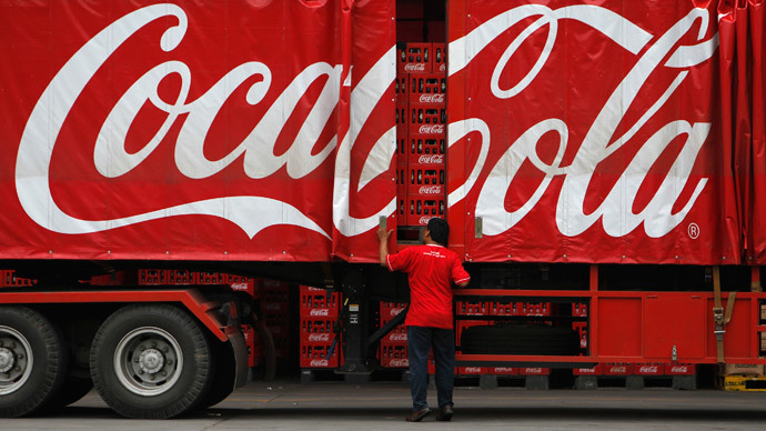 Coca-Cola sounds warning over Russia