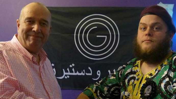 ​Fringe party 'Al-Zebab Nation of OOOG' troll UKIP leader's election campaign