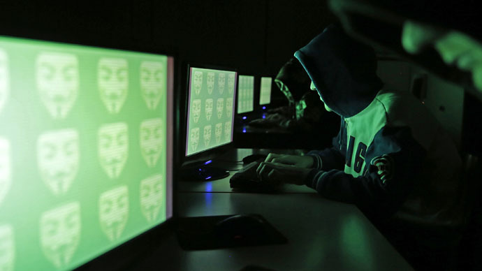 Hacker from Anonymous says he was charged after refusing to help FBI