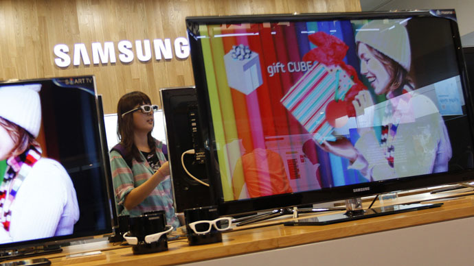 Not just listening: Samsung TVs send out unsafe 'unencrypted' data