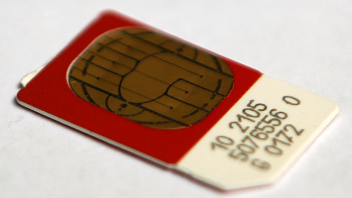 ​Snowden docs reveal mass cell phone hack through 'Great SIM Heist'